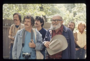 Pablo and Ansel in Yosemite in the 1970s